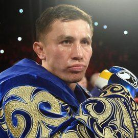 6. Gennadiy Golovkin (Καζακστάν)