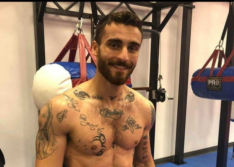 Nick Avramidis: I can't wait to get in the ring!