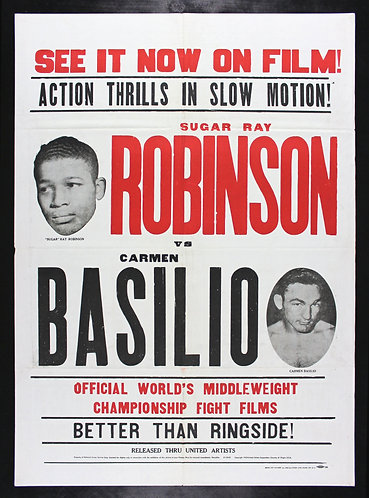 Robinson vs Basilio I