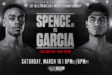 Spence vs Garcia: Άποψη και παρατηρήσεις