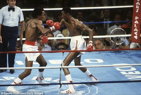 16.09.1981: Leonard vs Hearns Ι