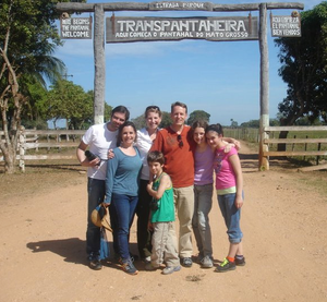 Tammy family 7 in Brazil, 2011