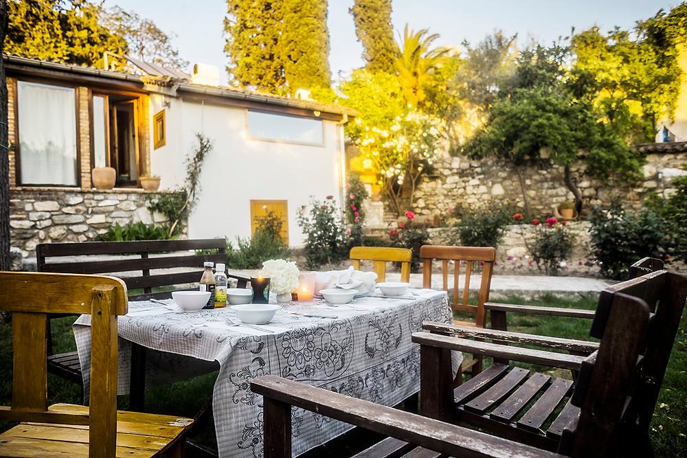 Garden House, Selcuk, Turkey Family Travel