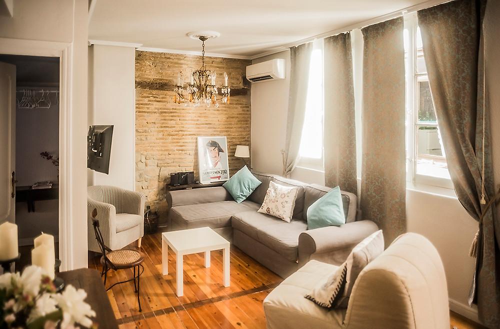 Zapateria Apartment, Pamplona, Spain Family Travel
