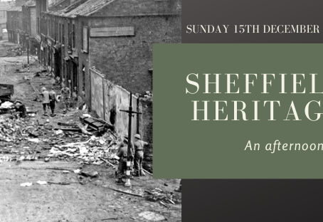 Sheffield blitz heritage trail