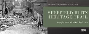 Sheffield Blitz Heritage Trail - Forum Kitchen + bar
