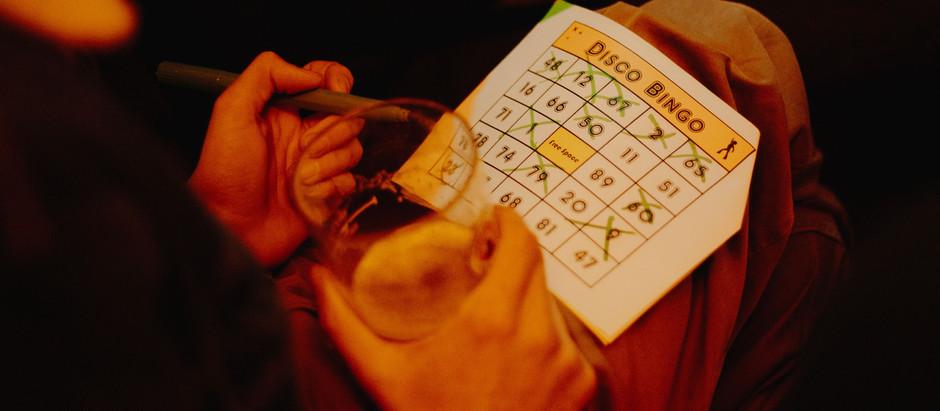 Win prizes galore at Disco Bingo round 4!