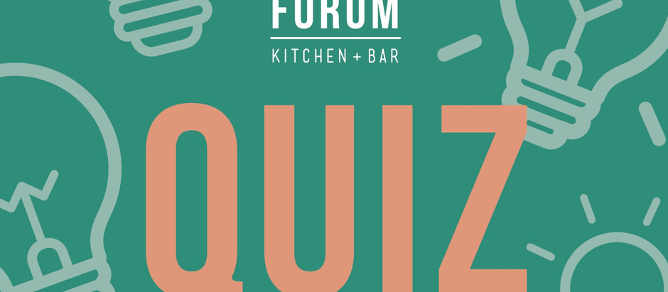 Everyone's loving the Forum quiz!