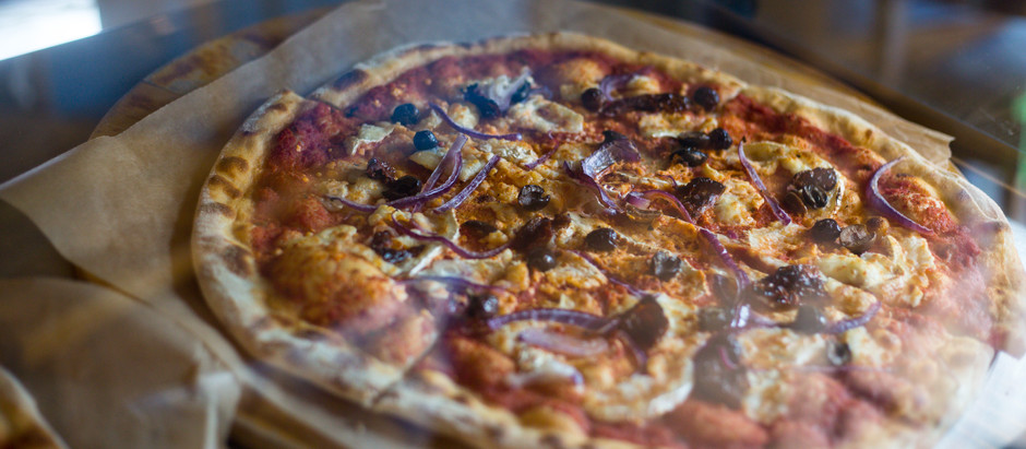 Join the Pizza Revolution at Slice Bar