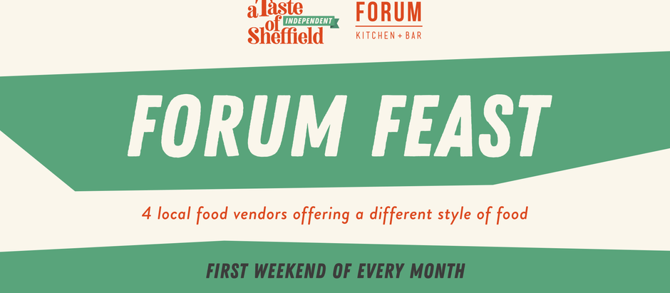 The Forum Feast: a different type of food event!