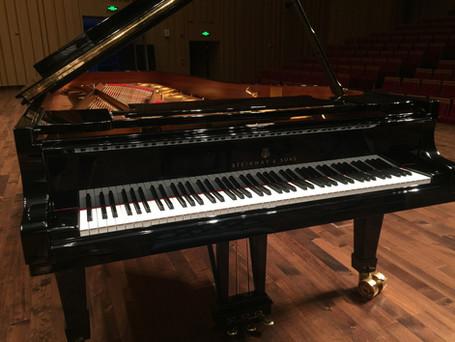 Deux autres pièces musicales inédites pour piano, dont une petite