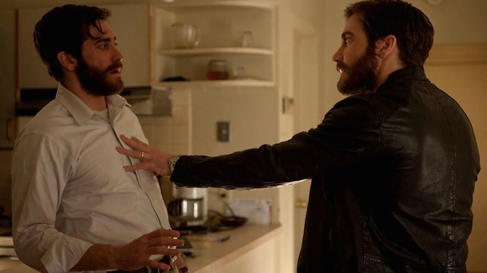 Cena do confronto dos personagens em uma cena épica do filme atuado por Jake Gyllenhaal - otageek