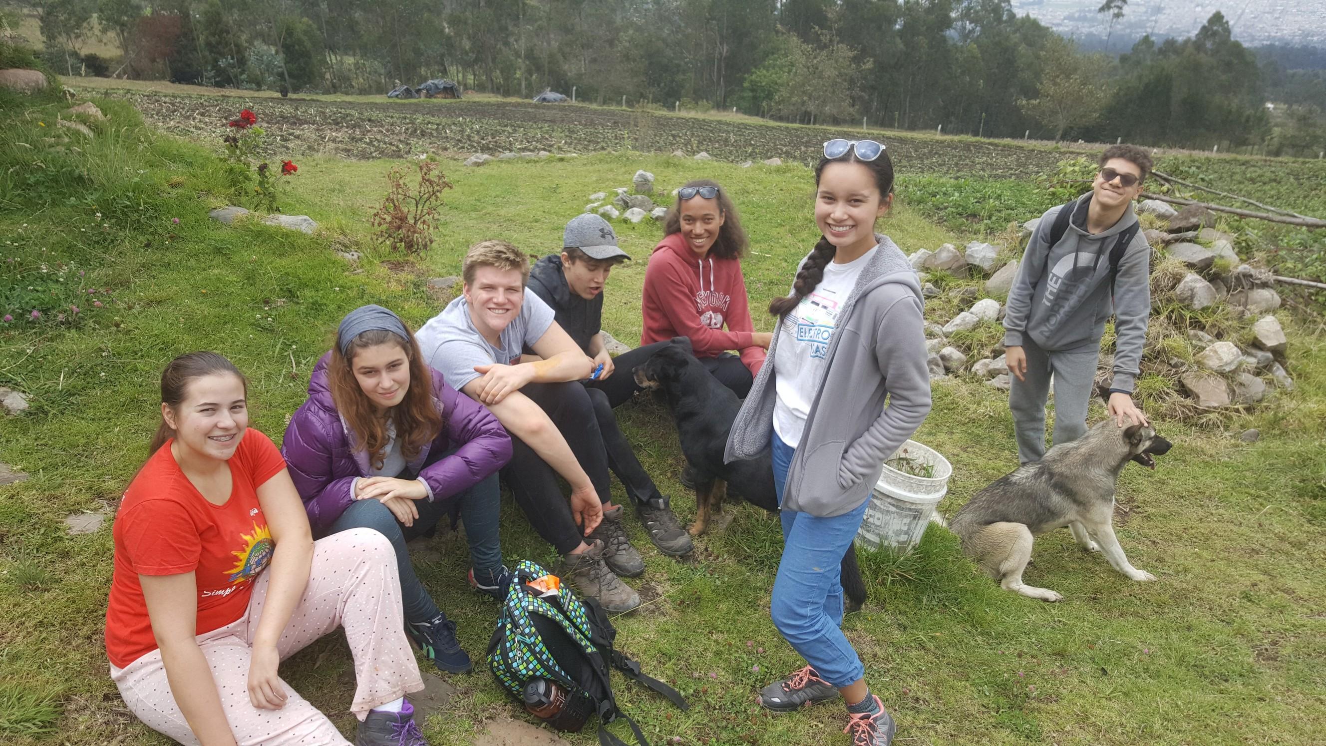 Voyage en Équateur