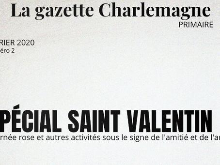 GAZETTE CHARLEMAGNE FÉVRIER 2020