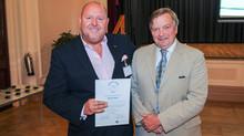 Richmond Upon Thames: Community Awards Ceremony