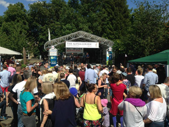 Event Stage: Crown Road Community Summer Fair