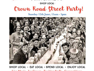 Event Stage: Crown Road Community Street Party