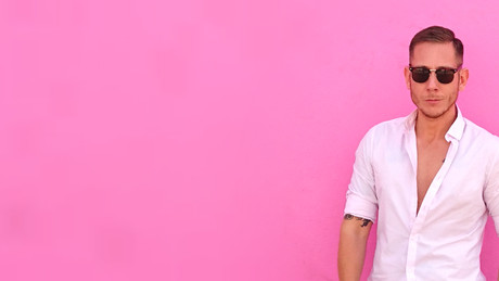 PAUL SMITH'S PINK WALL: L.A'S MOST INSTAGRAMMED WALL
