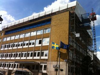 The Swedish Embassy, Marylebone