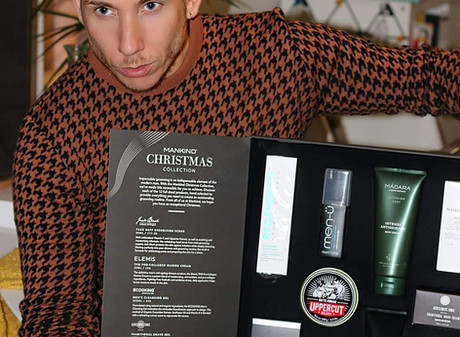 MEN'S CHRISTMAS GIFT GUIDE: THE MANKIND CHRISTMAS COLLECTION