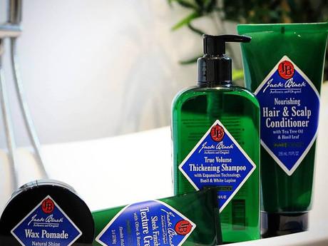 PARTY SEASON HAIR: TOP TIPS FEATURING JACK BLACK HAIR CARE