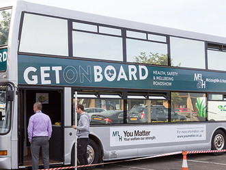 King's College Hospital: Get on Board!