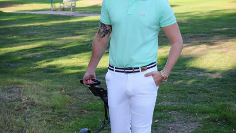 HOW TO NAIL MEN'S PREPPY STYLE LIKE A PRO: COLLABORATION WITH ASQUITH & FOX