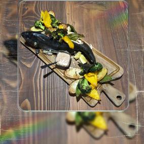 Ձկնաբուխ՝ բանջարեղենով (1կգ)