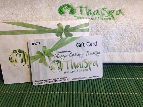 Gift Card Masaje Capilar