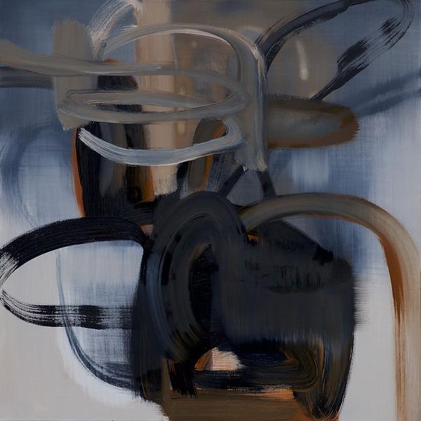 "36""x36"" oil on canvas 2021"