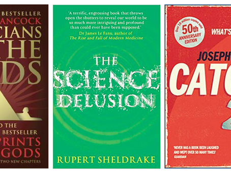 5 LIFE CHANGING BOOKS - reads that might just change your worldview.