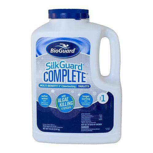 "BioGuard SilkGuard Complete 1"" Chlorinating Tablets 4.5 lb."