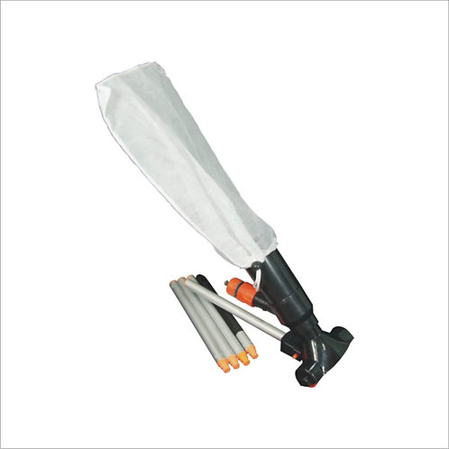 "Jet Vac Kit with 5 Sec48"" Pole"