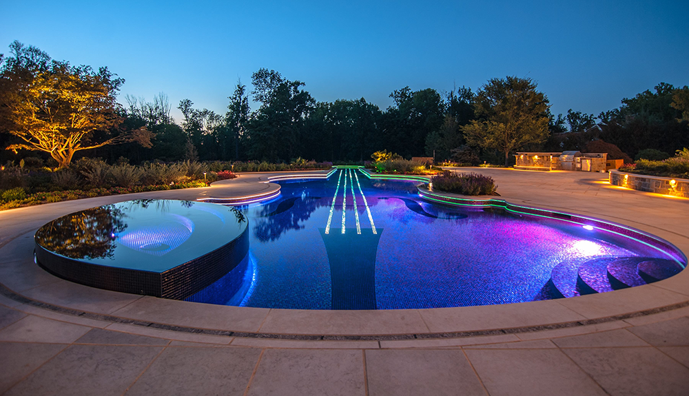 Night Time Pool2