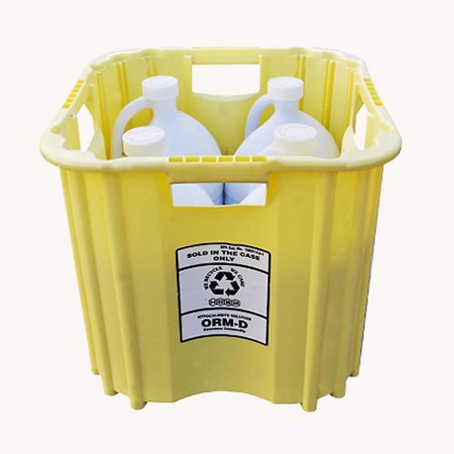 Liquid Chlorine CASE (4 x 1 Gallon)