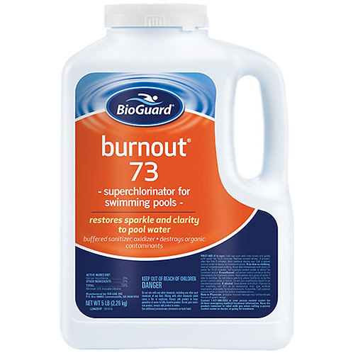 BioGuard Burn Out 73 Container