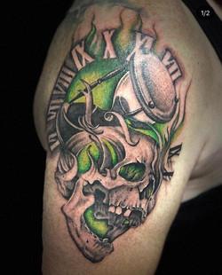 Ashley Skull