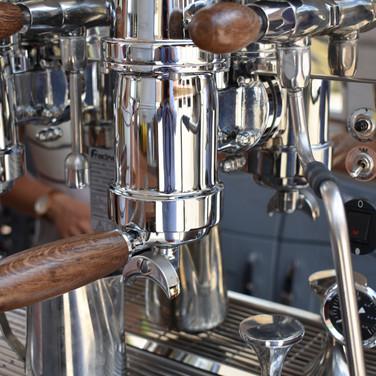 Our Fracino Coffee Machine