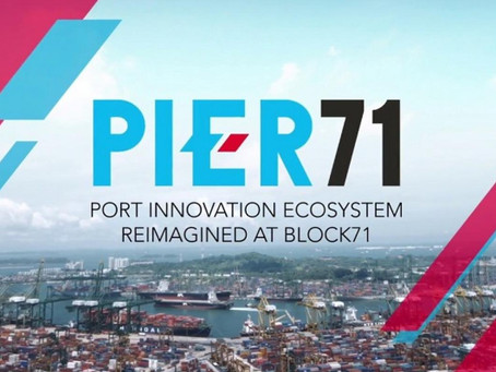 Cerekon selected amongst 12 start-ups under PIER71
