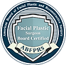 Seattle WA Rhinoplasty Nose Job Expert Dr Waterman is certified by the ABFPRS