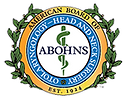 Seattle Rhinoplasty expert Dr Waterman is certified by the ABO-HNS