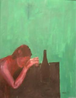 獨飲 Drinking Alone