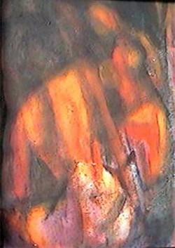 鏡前裸女 NUDE IN FRONT OF MIRROR