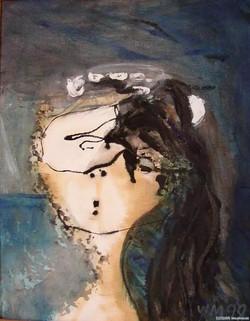 少女像 PORTRAIT OF A YOUNG GIRL