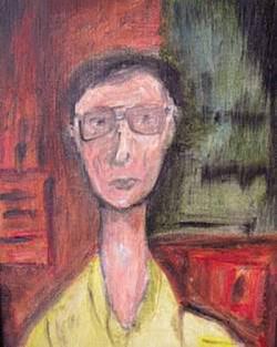 自畫像 Self-Portrait