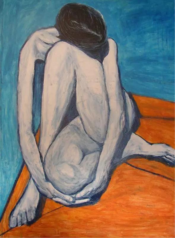 裸女 Nude