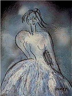 女像 Portrait of a Girl