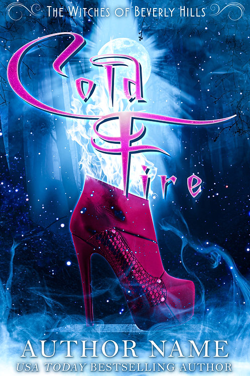 Cold Fire Premade Cover - Full Wrap!