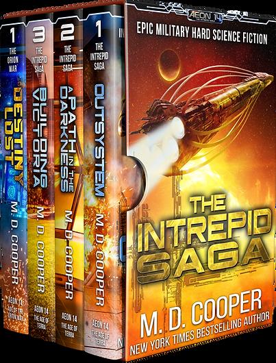 The Complete Intrepid Saga