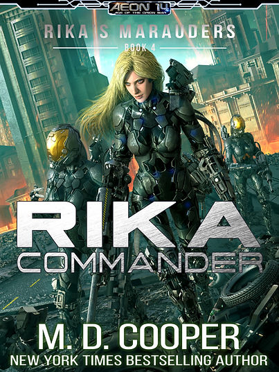 Rika Commander